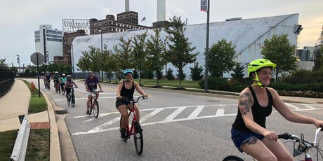 Fun before Flicks: Group Ride with Race Pace Bicycles tickets