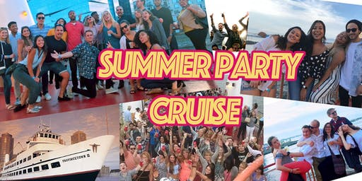 Summer Party Cruises: Thursdays and Fridays