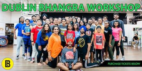 Bhangra Empire's Dublin Workshop tickets
