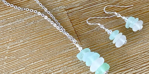 Gifts from the Sea - Seaglass Jewelry Workshop