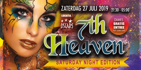 7th Heaven - The Summer Night Edition tickets