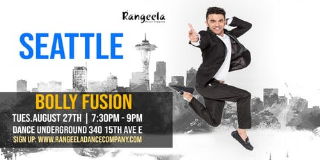 Rohit Gijare: Seattle Bollywood Dance Workshop tickets