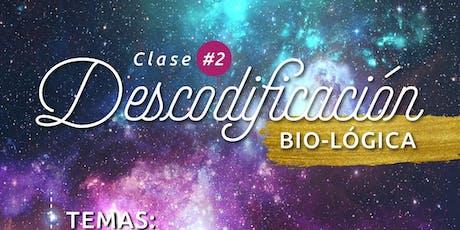 Clase 2 - Curso de Biodescodificación ONLINE entradas