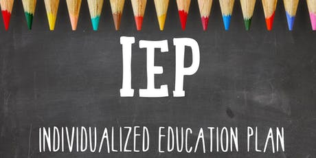 ASBC - Organizing Your IEP Materials Workshop tickets