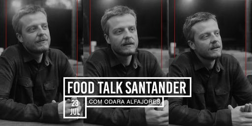Food Talk Santander com Alfajores Odara