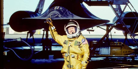 FASTER THAN A SPEEDING BULLET: FLYING THE SR-71 BLACKBIRD tickets