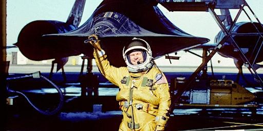 Faster Than a Speeding Bullet: Flying the SR-71 Blackbird