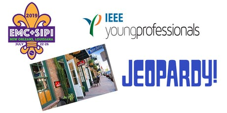 IEEE EMC Young Professionals Event -EMC Jeopardy and Social tickets