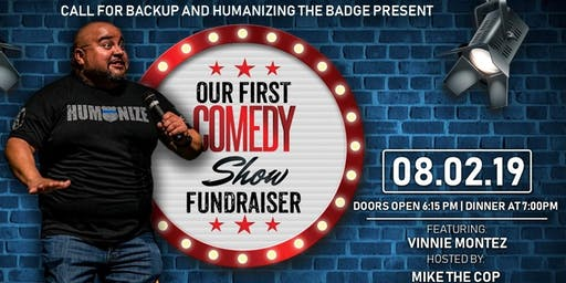 Our First Ever Comedy Show Fundraiser!