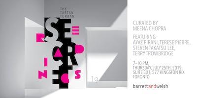 Tartan Turban Secret Readings #19