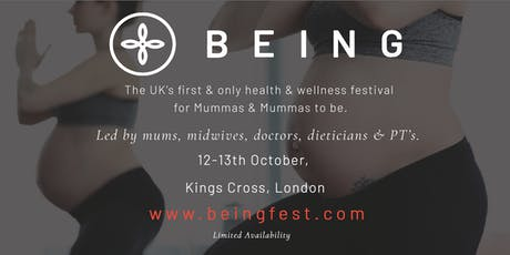 Being Mum Festival London tickets