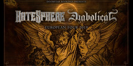 Hatesphere + Diabolical Tickets
