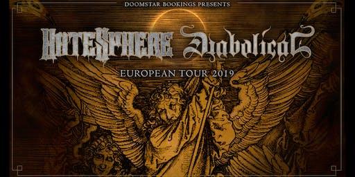 Hatesphere + Diabolical