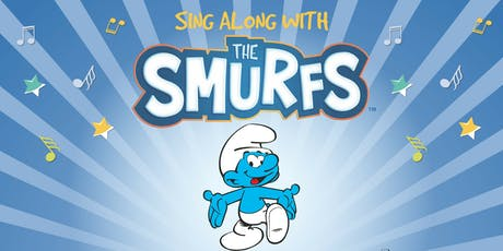 Sing-A-Long with The Smurfs tickets