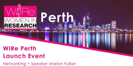 WIRe Perth Launch | Networking and Speaker Event tickets