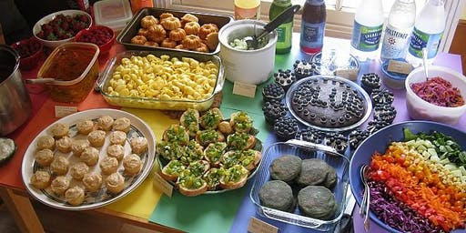 LoV (Love of Vegan) Fall Potluck Luncheon