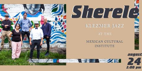 CONCERT AND CONVERSATION WITH SHERELE tickets