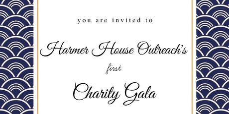 Harmer House Outreach Charity Dinner tickets