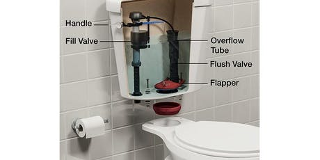 Plumbing 101: Toilets and Pipes  tickets