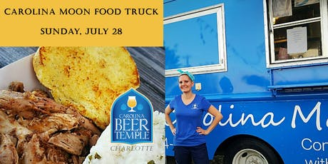 Carolina Moon Food Truck at the Temple tickets