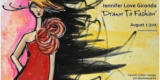 Jennifer Love Gironda Art Exhibition