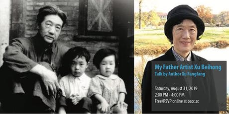 My Father Artist Xu Beihong: Talk by Author Xu Fangfang tickets