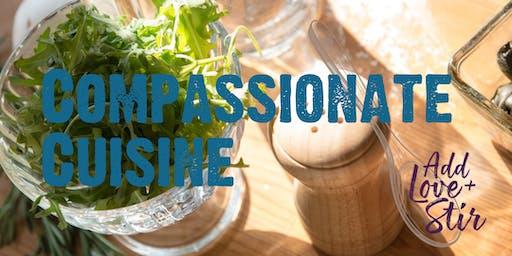 Compassionate Comfort Food