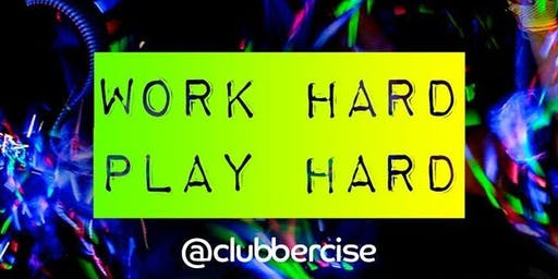 Clubbercise Long Eaton with Sallyann Jones 22nd July 2019