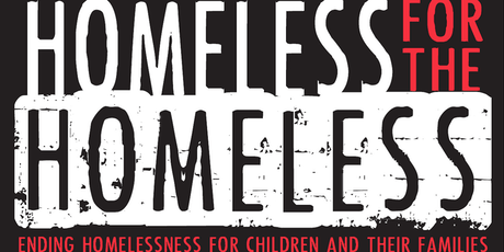 Homeless For The Homeless tickets