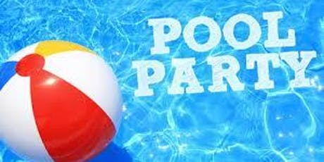 Pool Party Pop-Up at Johnston Pool tickets