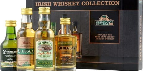 Flight West Irish Whiskey Dinner tickets