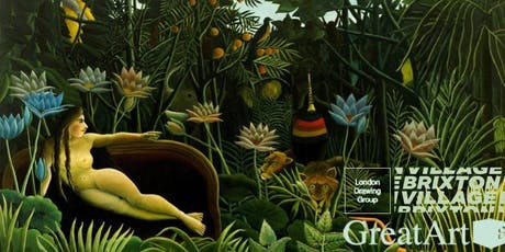 HENRI ROUSSEAU: The Modern Jungle - Brixton Summer Sessions tickets