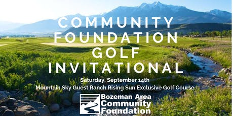 Community Foundation Golf Invitational tickets