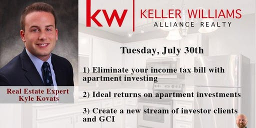 Investing to Offset Your Tax Bill with Kyle Kovats