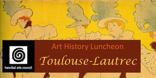 ART HISTORY LUNCHEON
