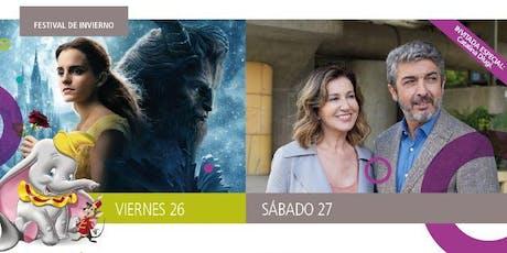 ¡Festival de Cine en Vacaciones de Invierno! entradas