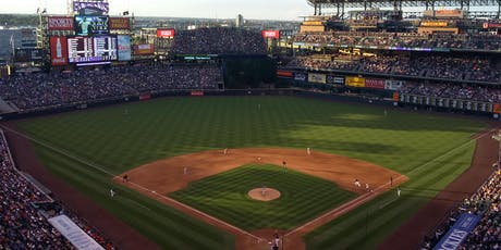 Colorado Rockies Tickets for Foster/Kinship Families - August 2019 tickets