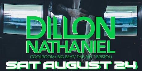 DILLON NATHANIEL - Edmonton tickets