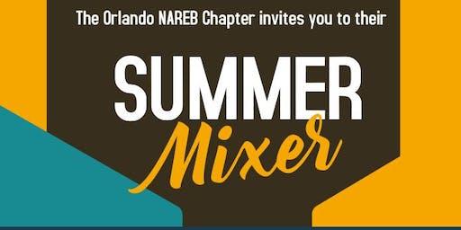 NAREB Orlando Summer Mixer