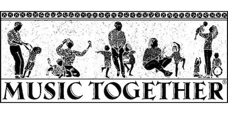 Music Together (PreK and under) tickets
