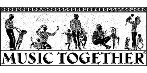 Music Together (PreK and under)