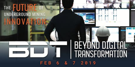 Beyond Digital Transformation 2020 tickets