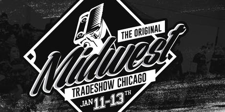 MLB Original Chicago Midwest SuperBarber & Beauty Tradeshow  tickets