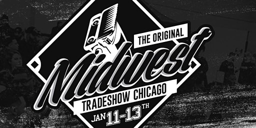 MLB Original Chicago Midwest SuperBarber & Beauty Tradeshow