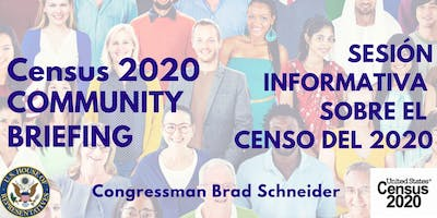 Census 2020 Community Briefing
