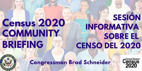 Census 2020 Community Briefing tickets