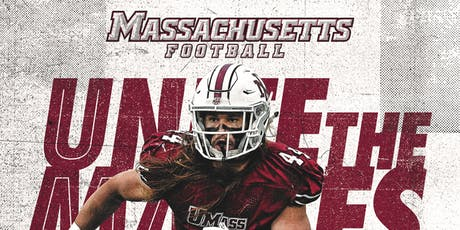FALL 2019 International Student Day with UMass Football  tickets
