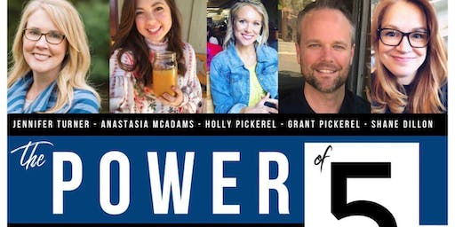 Power of Five: A Night of Inspiring Stories