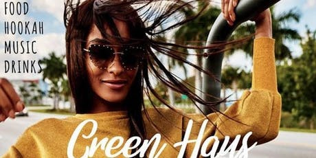 GREEN HAUS DAY PARTY tickets