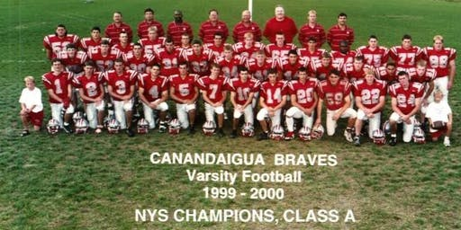A celebration of CA Football: Honoring The 1999 State Champs